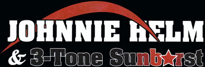 Logo (JPG) for Johnnie Helm & 3-Tone Sunburst