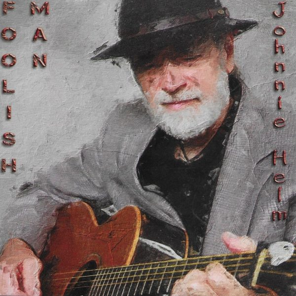 Foolish Man CD Front Cover